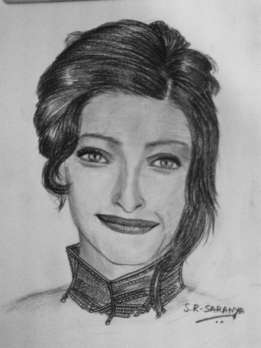 Julia Roberts por Saranya